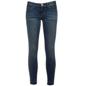 Current/Elliot Stiletto Jeans in Voyage Wash 25